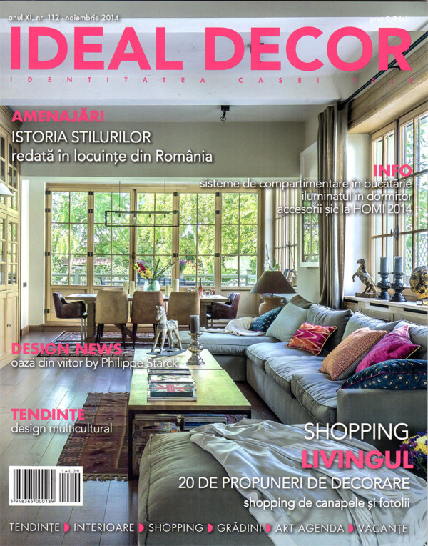 Ideal Decor, nov '14